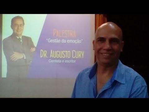 Depoimento do Dr. Augusto Cury ao Prof. Paulo Morais