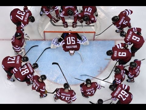 Best Latvian Hockey Goals 2000 - 2015