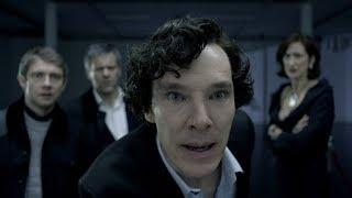 Шерлок распознаёт подделку картины. Шерлок. 2010