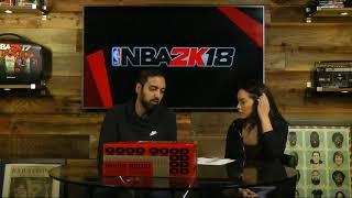 NBA 2K18 Week of Greatness Presented by Foot Locker