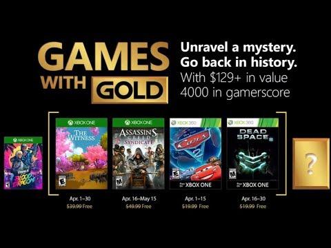 Games with Gold April 2018: Kostenlose Xbox One/Xbox 360 Spiele