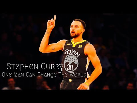 """Stephen Curry Mix ~ """"One Man Can Change The World"""" ᴴᴰ"""
