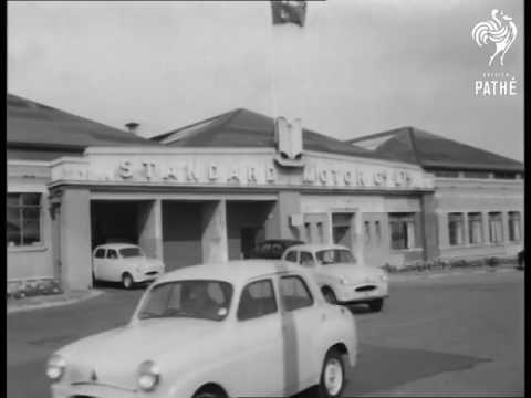 Standard Triumph 1953