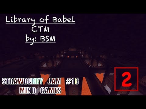 Library of Babel CTM | Part 2 | The Watched Wandering