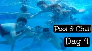 Lads Majorca Holiday - Day 4: Pool & Chill