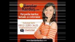 Jual Kardus, Carton Box, Pabrik Kardus di www.BandarKardus.com