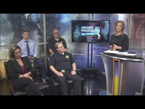 Panel Discussion on Sex Trafficking