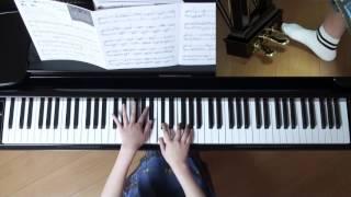 使用楽譜;月刊ピアノ2017年4月号、(極上のピアノ) 2017年3月20日 録画、