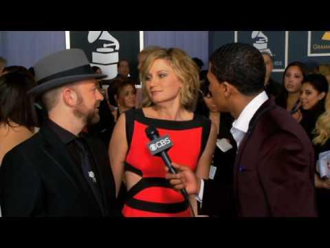 52nd Grammy Awards - Sugarland Interview