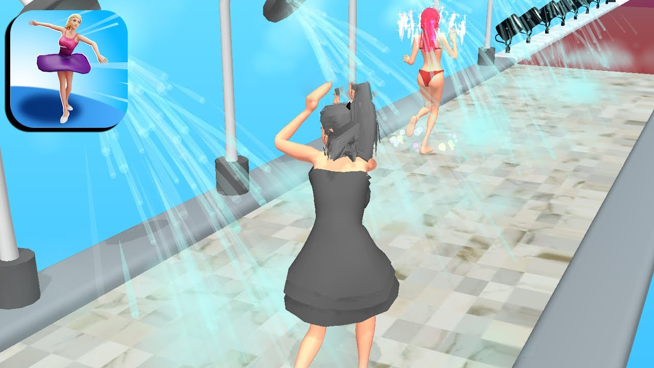 Beauty Run 👸👗👙 All Levels Gameplay Android,ios