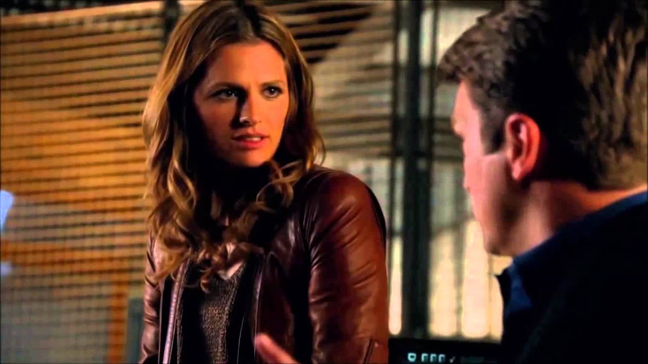 castle and beckett love story