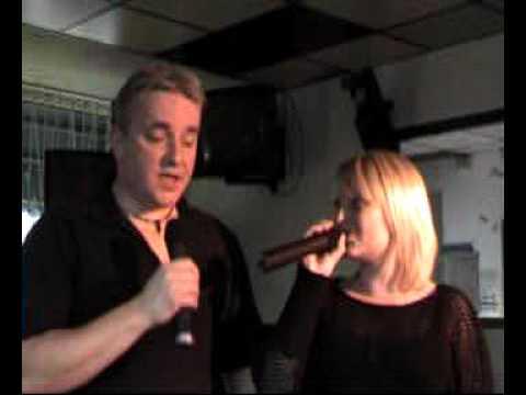 ringside pub karaoke kelly and john