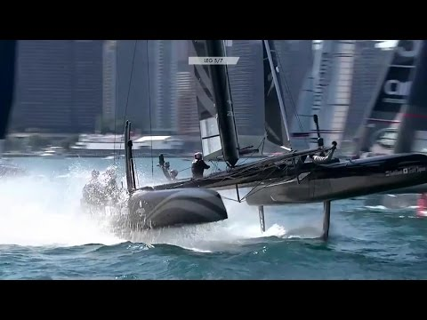 World on Water June 17.16 Sailing TV News  America's Cup Explained,  Superyachts  more