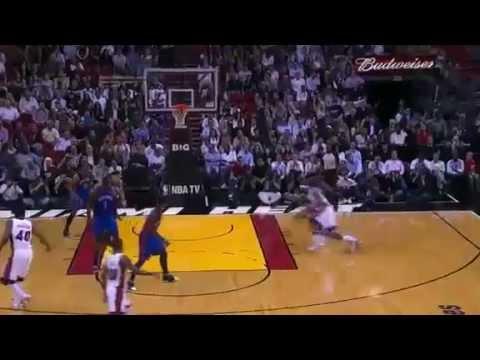 Miami Heat vs. New York Knicks (LeBron James, 31 Pts vs. Bill Walker, 21 Pts), Jan. 27, 2012