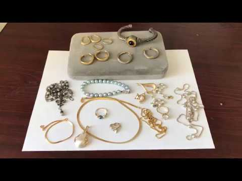 Private Estate Sale Jewelry Buys - Lots of Gold !