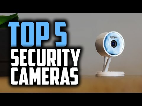 Best Security Cameras in 2019 – The Best Indoor & Outdoor Security Systems