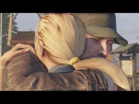 Watch Dogs Aiden Pearce's Goodbye To His Sister