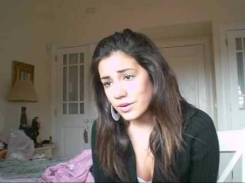 Me Singing Iris