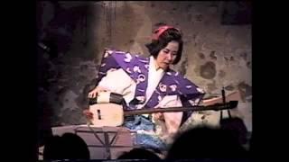 1996年6月24日@札幌・コンカリーニョ 噂の三味線姉妹・しやあげえズ 田...