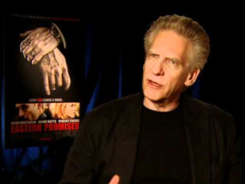 Eastern Promises - Exclusive: David Cronenberg