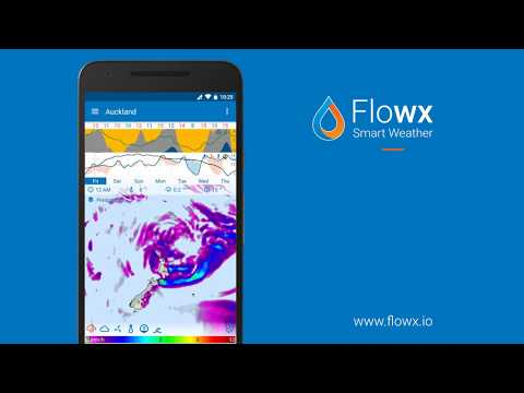 Flowx: Weather Map Forecast   Apps on Google Play