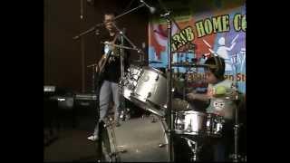 Fabian Rafa Arfan - A Whiter Shade of Pale - Procol Harum  (Drums Bass Cover)