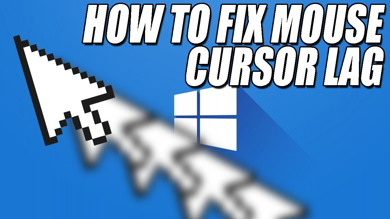 How To Fix Mouse Cursor Lagging Or Freezing Issue In Windows 10/8/7