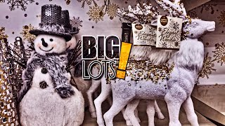 Christmas decor 2019 • BIG LOTS • Part One