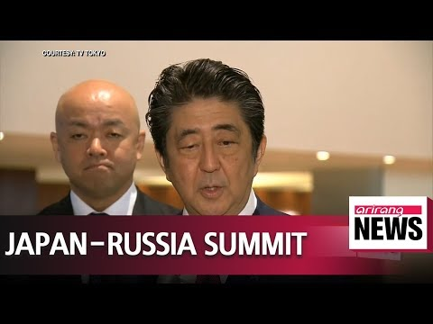 Japan and Russia to hold summit on May 26