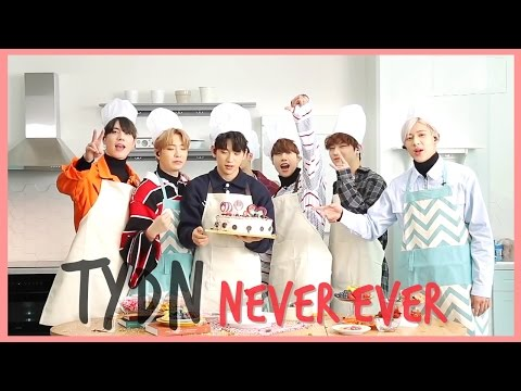 THINGS YOU DIDN'T NOTICE IN GOT7'S NEVER EVER (COOKING VER.)