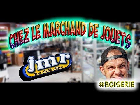 CHEZ LE MARCHAND DE JOUETS #BOISERIE