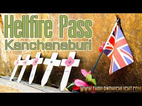 Hellfire Pass Tour Hellfire Pass Package Tour Kanchanaburi Thailand