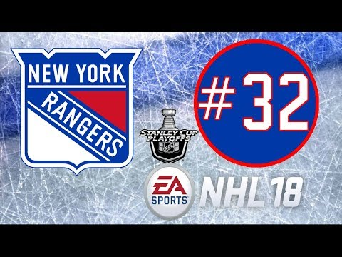 NHL 18 ~ New York Rangers Franchise Mode ~ #32 (In State Rivalry)