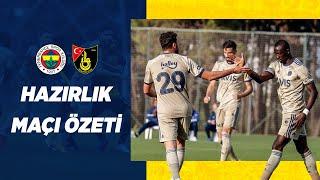 MAÇ ÖZETİ: Fenerbahçe 3-2 İstanbulspor   Fenerbahçe SK