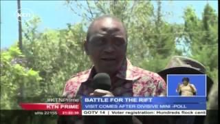 President Uhuru Kenyatta: We will rule until the year 2032