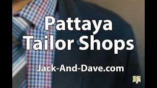 Pattaya Tailor Shops