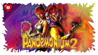 Pandemonium 2 (PS1) Gameplay | Puberty Done Right, Nikki grew up!