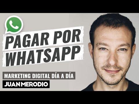 LLEGA EL SISTEMA DE PAGOS DE WHATSAPP (WhatsApp Payments)
