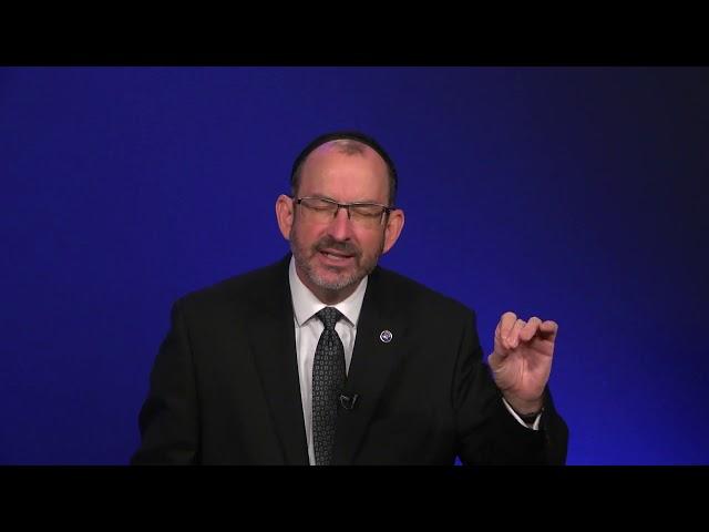Mateo capítulo 2 - parte 2 - Dr. Baruch Korman