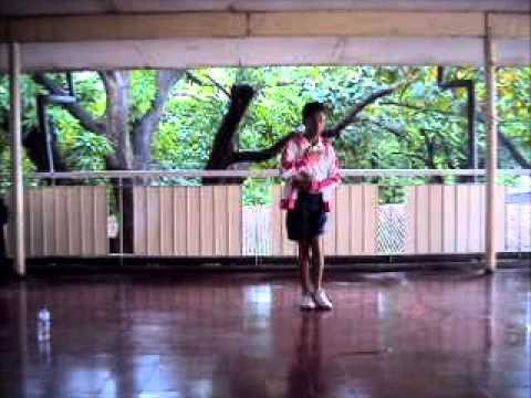 [Dream High 2] Solo Dancing Category - Hyuna- Ice Cream (Dance Cover).wmv