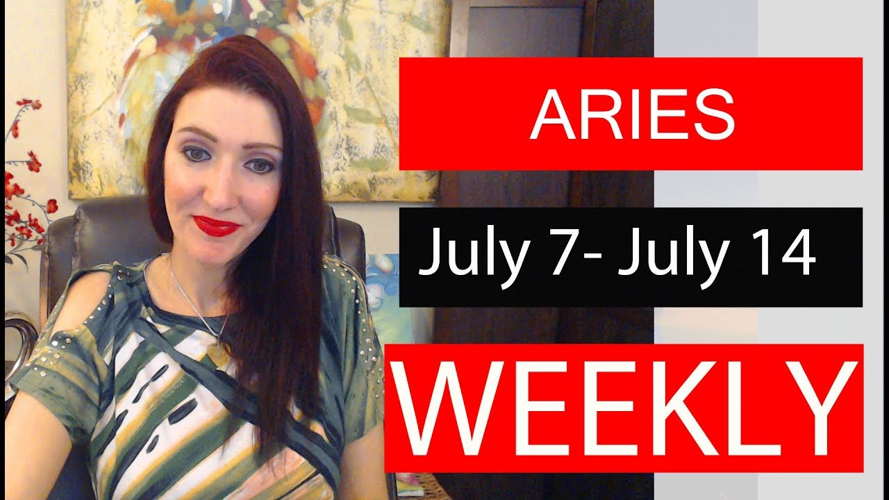 ARIES WEEKLY LOVE TAROT