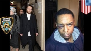 Gay Brooklyn man beaten by Hasidic Jews