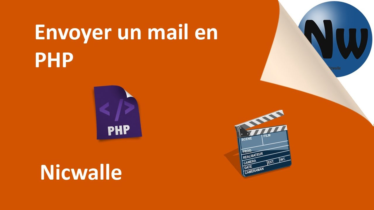 envoyer un email en php