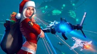Star Conflict: Обновление 1.3. Космический Новый год!