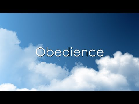 Obedience (David Wilkerson)