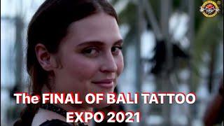 Bali Tattoo Expo 2021 Day 2 || Hendric Shinigami