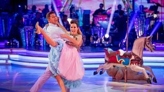 Caroline Flack & Pasha Quickstep to 'We Go Together' - Strictly Come Dancing: 2014 - BBC One