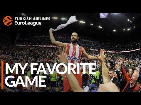 My favorite game: Vassilis Spanoulis
