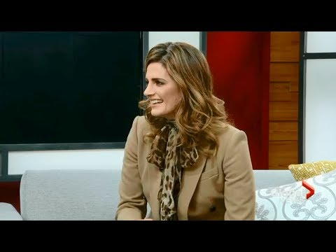 Stana Katic - The Morning Show (Jan. 17, 2018)