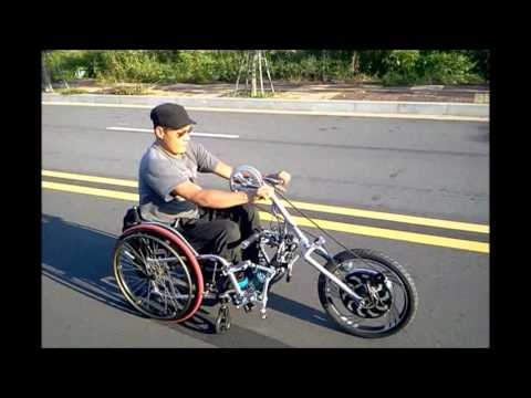 Electronic Wheelchair Bicycle Kit Electric Bike Wheelchair